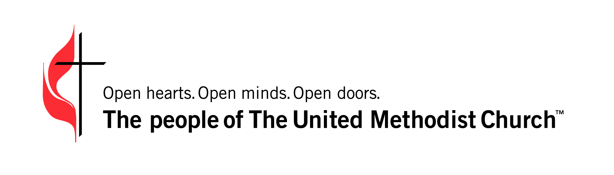 Open hearts.  Open minds.  Open doors.