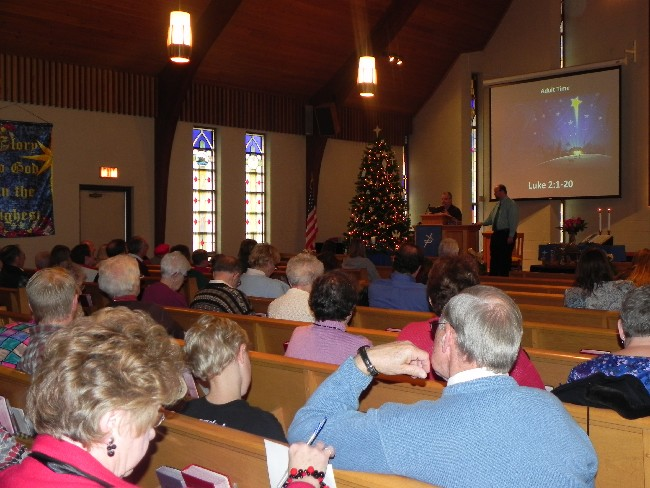 Worship at LUMC
